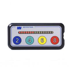 Timstock 8 timmar 16 dioder