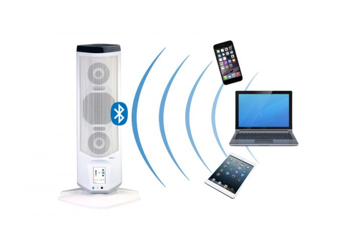 FrontRow Juno_med Bluetooth