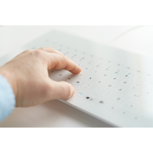 Touchtangentbord CleanKeys trådlöst