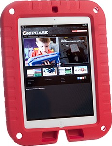 Gripcase Shield för iPad