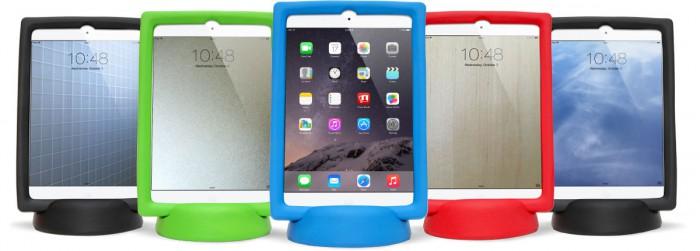 Big Grips Tweener ram iPad Mini blå