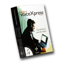 Voxit VoiceXpress inklusive USB-headset