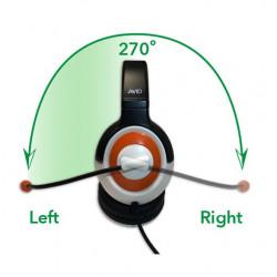 roterande mikrofon