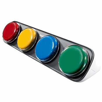italk 4 med färgglada knappar