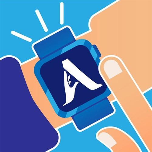 GoTalk Wow för Apple Watch