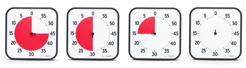 time timer large list